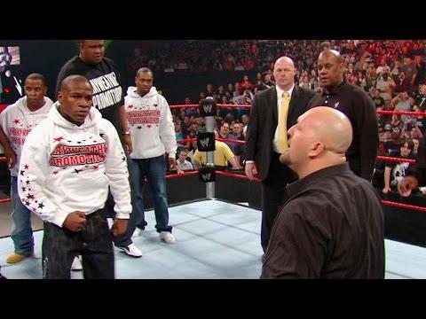 Big Show wishes Floyd Mayweather Jr. a happy birthday