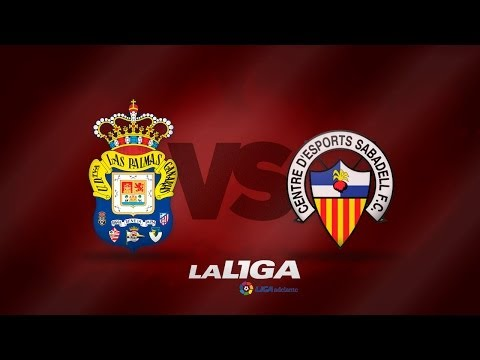 Resumen | Highlights UD Las Palmas (5-0) CE Sabadell - HD