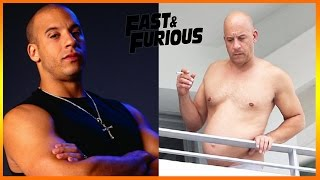 Fast and Furious 8 les Acteurs Célèbres Avant et Après! (Fate of Furious before and after)