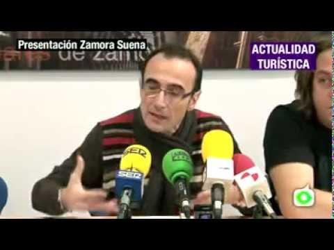 Presentación de Zamora Suena.
