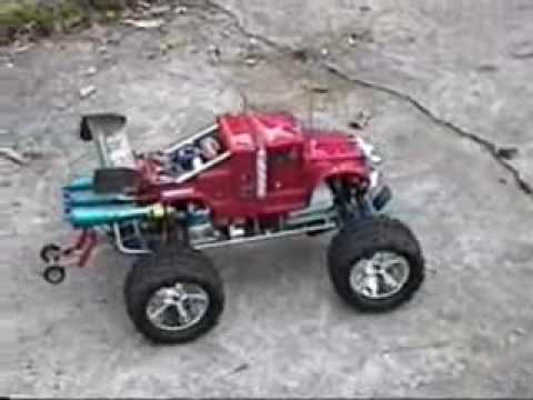 3 Engine RC Truck - Featured on Hacked Gadgets