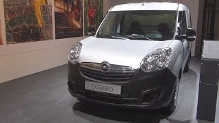 Opel Combo Panel Van L2H1 1.6 CDTI ecoFlex Exterior and Interior in 3D 4K UHD