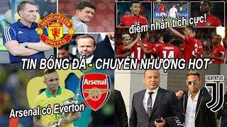 Tin bóng đá|Chuyển nhượng 18/07|MU bị giục vụ Maguire, Cha Neymar gặp sếp Juve, Arsenal có Everton