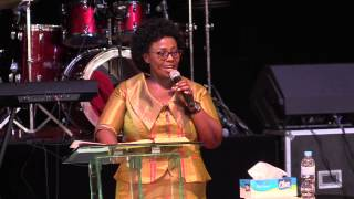 Service #1 Sunday Oct 11, 2015 The Glory of The Lord in the House With Apostle Trice Shumbusho