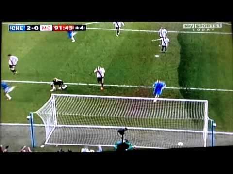 Ramires Goal Vs Manchester City 2-0