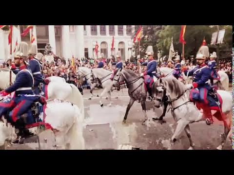 Desfile de las Fuerzas Armadas 2014 - Día de la Hispanidad - Madrid