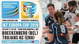 IKF ECup 2019 Boeckenberg KC - Trojans KC