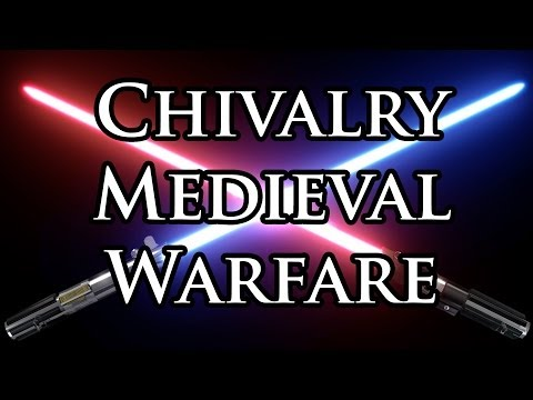 I Am A Jedi Knight (Chivalry Medieval Warfare)