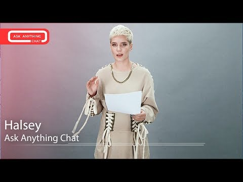 Halsey Talks About Being Able To Sing Sweet Home Alabama & Pour Some Sugar On Me. Watch Final Part