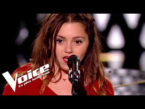 Stromae - Carmen | Renata | The Voice France 2018 | Auditions Finales