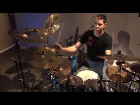 Rock Drum Play-Along #7   Drum Lessons