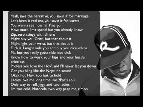jay z - i just wanna love you lyrics