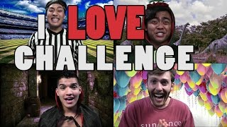 I LOVE CHALLENGE