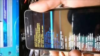 Eliminar Cuenta Google FRP Octoplus box Samsung J2 SM-G532M - CDE