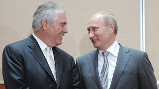 Could Massive Russian Oil Deal with Exxon Explain Why Putin Appears to Have Meddled in US Election?