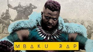Black Panther Rap Song - M'Baku (Marvel) OST   Daddyphatsnaps