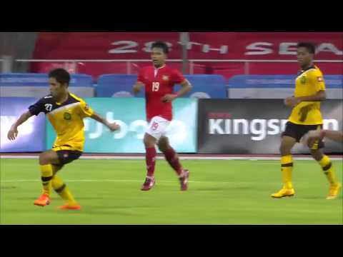 Football Brunei vs Laos  full match highlights 31 May   28th SEA Games Singapore 2015 720p