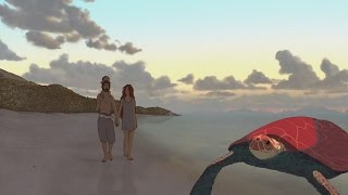 The Red Turtle Movie Trailer Reaction (Studio Ghibli Co-Producer)