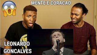 Download Lagu Leonardo Gonçalves - Mente e Coração (Vídeo Ao Vivo) (REACTION) Gratis STAFABAND