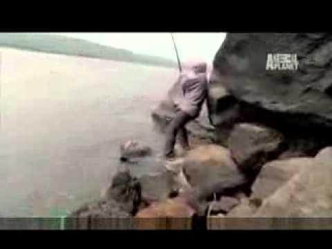 рыбалка на людоедов