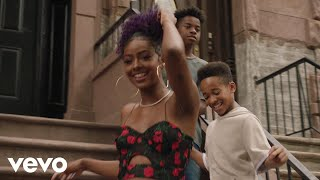 Justine Skye - Back For More ft. Jeremih