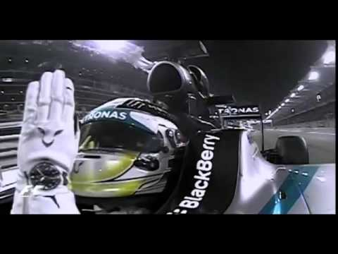 F1 2014 Abu Dhabi GP   Lewis Hamilton World Championship Team Radio  You Are World Champion
