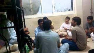 Me Gul Irfan ashab Raza Adnan Roman & all lucky