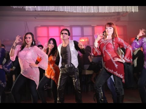 New Persian Music Songs 2013 - Moshtaba Golsari Feat. Saya Sane let´s Dance Bija Baham Beraqsem video