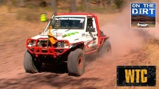 4WD 4x4 Action - ARB WTC R3 SS1 2013 - Winch Truck Challenge