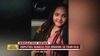 Manatee County girl, sister of 13-year-old Riverview murder victim, reported missing
