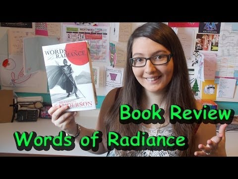 Words of Radiance by Brandon Sanderson (book review)