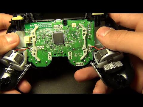 Assembling a DualShock 3 Controller