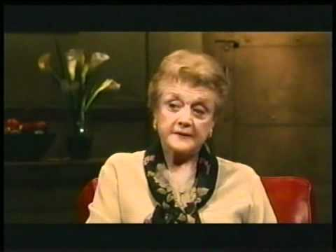 The Legendary Angela Lansbury Talks about her Career Part 1/6