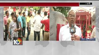 Face To Face With CPM Leader Madhu Over Telugu States Guarantees | CPIM 22nd  Conference
