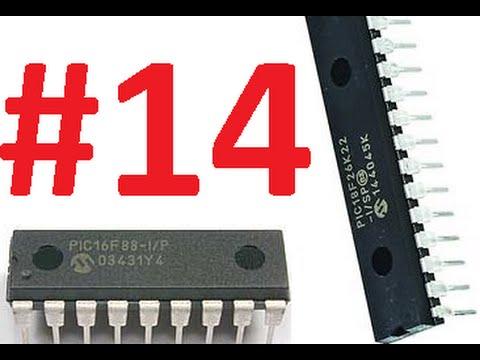 13 - Microcontroladores PIC - display grafico 128x64