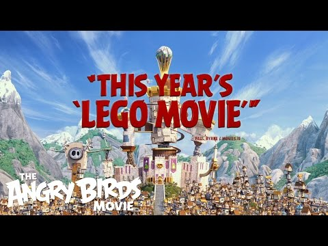 The Angry Birds Movie - TV Spot: The Reviews Are In