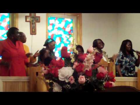 Norman Grove M.B.Church Choir