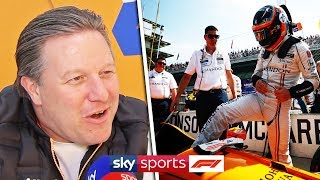 IndyCar is back on Sky Sports! | Zak Brown interview