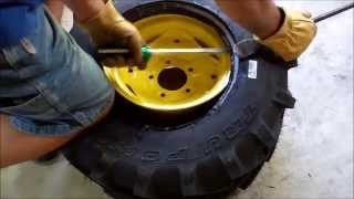 Do-It-Yourself Tire Change