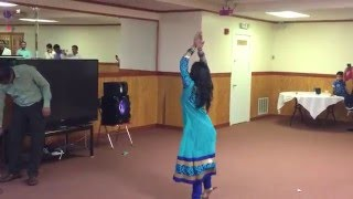 Nachan Farrate Dance
