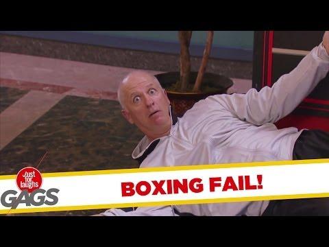 Boxing Demonstration FAIL!