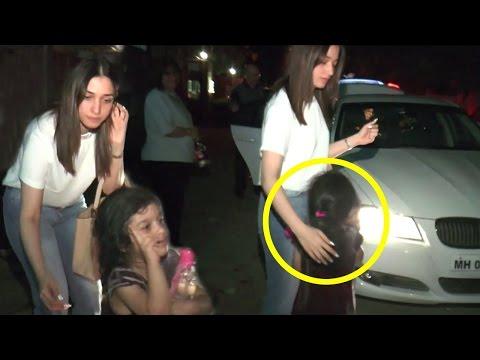 Tamannaah Bhatia's CUTE Gesture To A Little FAN Who Called Her 'Tamannaah Didi' thumbnail
