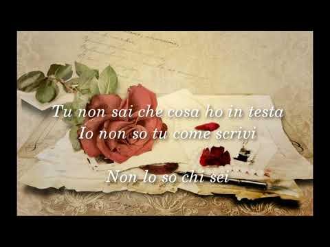 In mezzo al mondo*Biagio Antonacci*Con testo* In The Middle Of The World