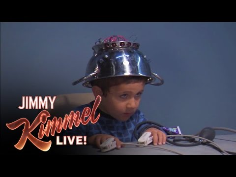Jimmy Kimmel Lie Detective #2