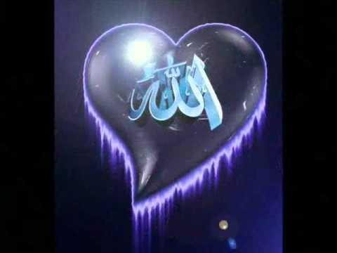 vur kalbe Allah desin.