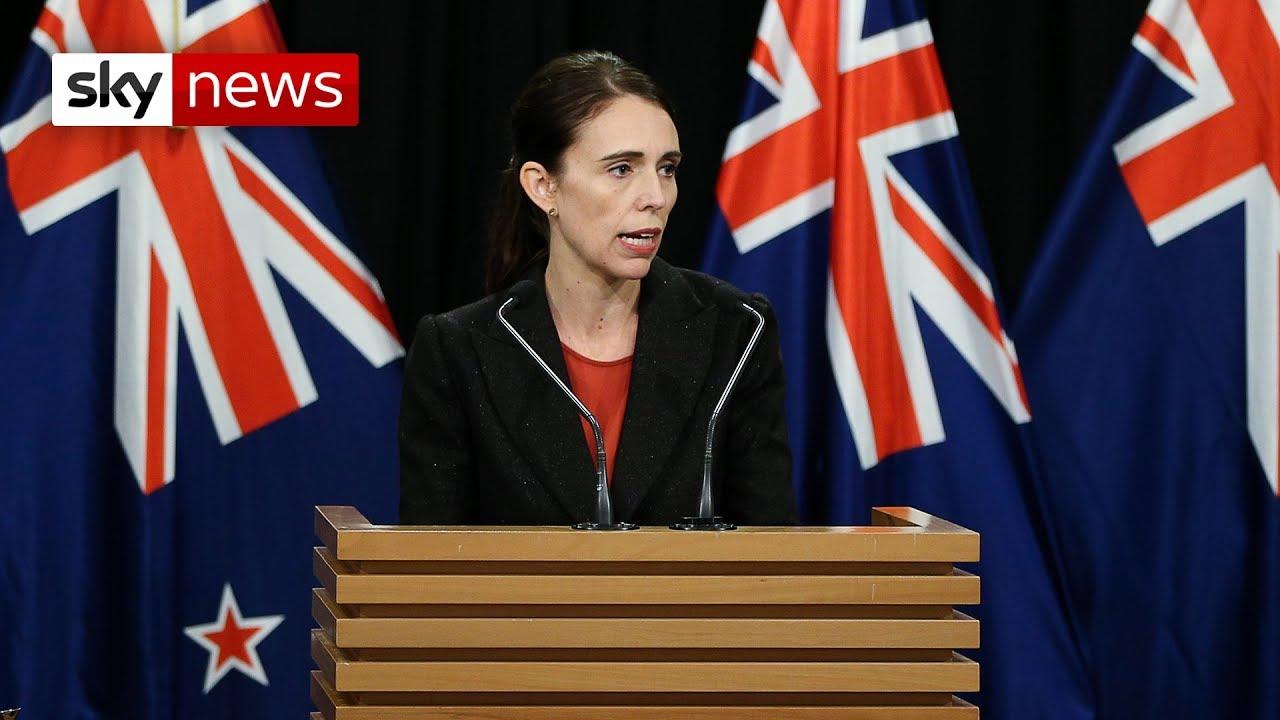 New Zealand PM: 'Dozens killed in terror attack'