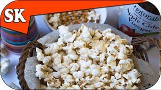 Salt and Vinegar Popcorn - How to make Popcorn Series 05
