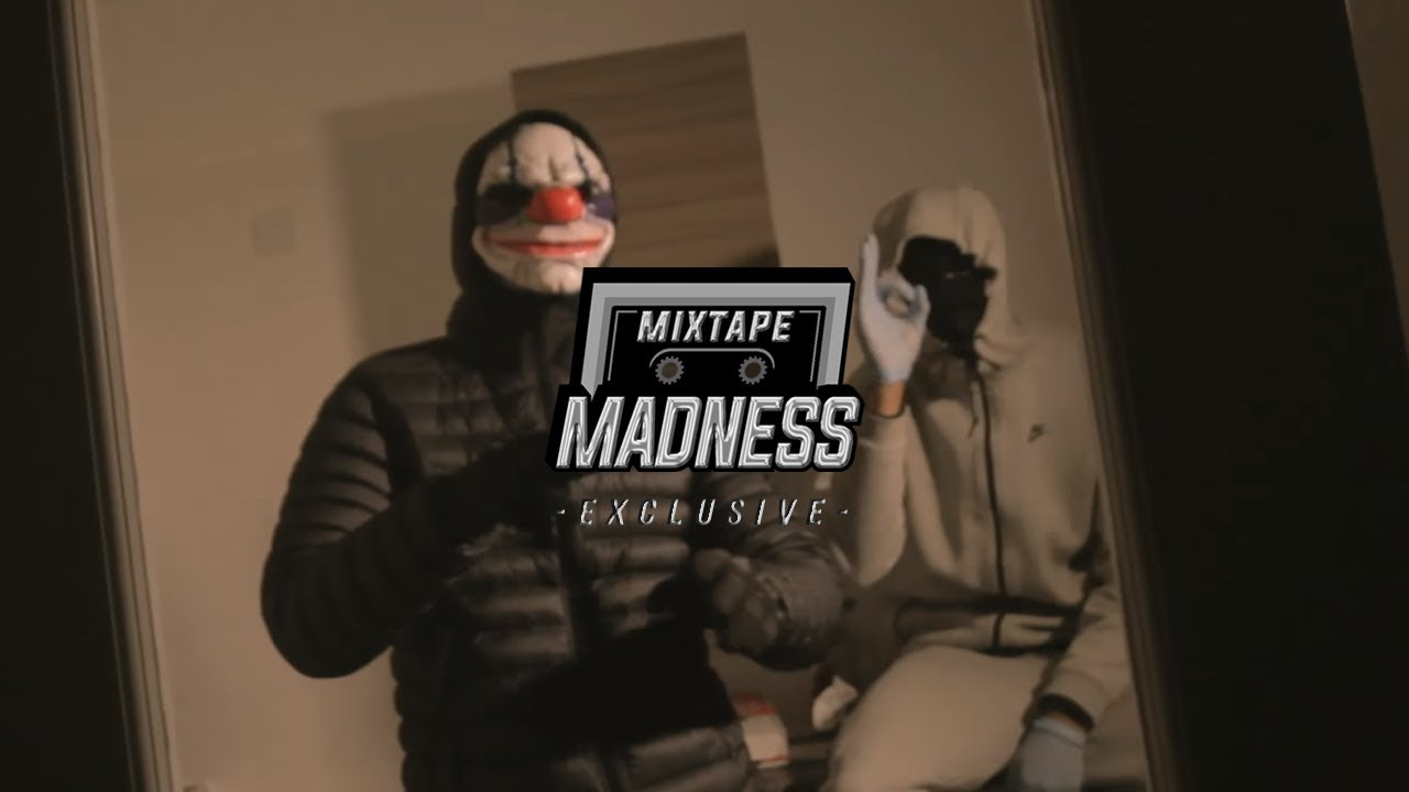 (B SIDE) 30 X Ghost - For Da B (Music Video)  | @MixtapeMadness