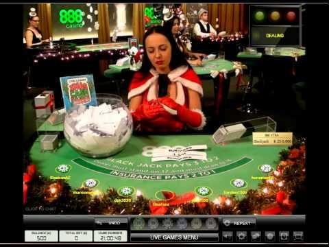Xmas raffle #7 | 30.12.14 | Live Casino