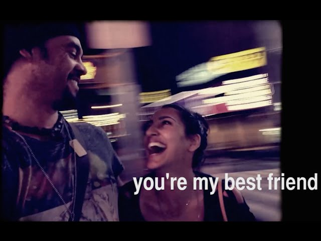 """""""Life is Better With You"""" Michael Franti and Sara Agah engagement video"""